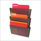 Deflect-o DocuPocket 63602RT Letter Size Wall Pockets