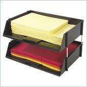Deflect-o Heavy-Duty Side Loading Letter Tray
