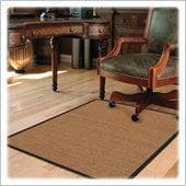 Deflect-o DuraMat Color Band Sisal Chair Mat