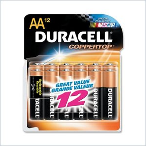 Duracell MN15RT12Z Alkaline General Purpose Battery
