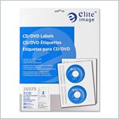 Elite Image CD/DVD Inkjet Label