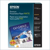 Epson Matte Heavyweight Inkjet Paper