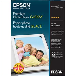Epson Premium Glossy Photo Paper
