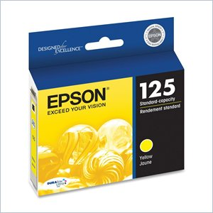 Epson T125420 Standard Capacity Ink Cartridge