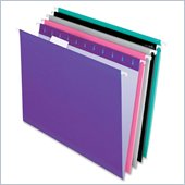 Pendaflex Color Hanging Folder with InfoPocket