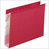 Esselte Colored Box Bottom Hanging Folder