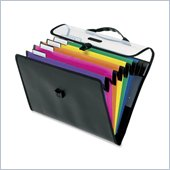 Esselte Color-coded Mobile Hanging File