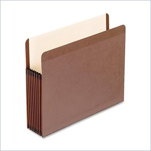 Esselte Reinforced Expanding File Pocket