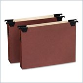 Esselte Expanding File Pocket with Swing Hooks