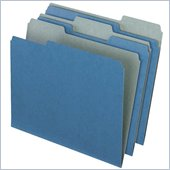 Pendaflex Earthwise Recycled Colored File Folder