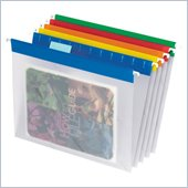 Esselte EasyView Clear Poly Hanging Folder