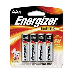 Eveready AA Size Alkaline General Purpose Battery