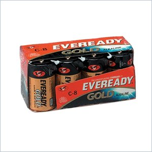 Eveready Eveready Gold C Size General Purpose Battery