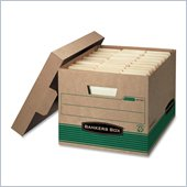 Bankers Box 12770 Medium Duty Recycle Storage Box