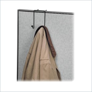 Fellowes Partition Additions Coat Hook