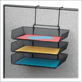 Fellowes Mesh Triple Side-loading Tray