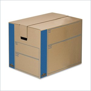 Bankers Box SmoothMove Moving Box