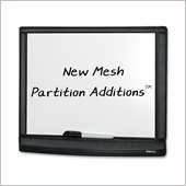 Fellowes Mesh Partition Dry Erase Board