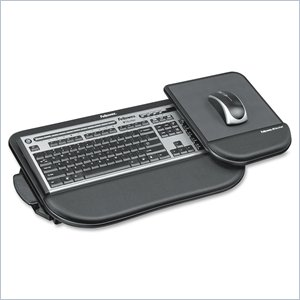 Fellowes Tilt N' Slide Pro Keyboard Manager