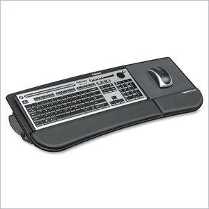 Fellowes Tilt N' Slide Keyboard Manager