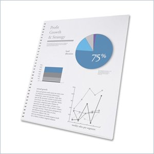 GBC ProClick Prepunched Binding Paper