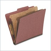 Globe-Weis Legal Classification Folder With Divider