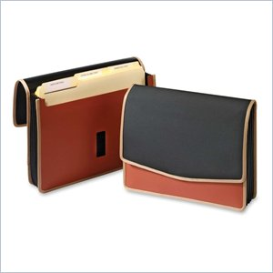 Globe-Weis Extra Wide Poly Wallet