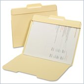 Cardinal Secure Center Tab File Folder