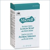 MICRELL NXT Maximum Capacity Antibacterial Lotion Soap Refill