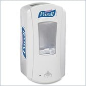 Purell LTX-12 White High-capacity Dispenser