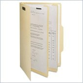 Gussco Top Tab Six-Part Folder