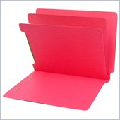 Gussco 6 Part Letter Folder With End Tab