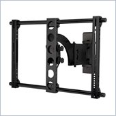 Sanus 19 Full Motion Mount for 30 - 50 TV's in Black Finish