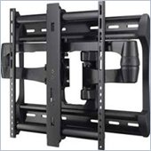 Sanus 28 Full Motion Mount for 37 - 63 TV's in Black Finish