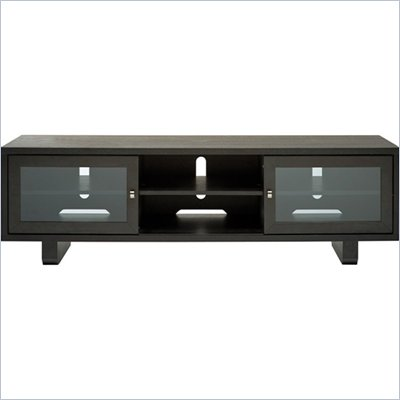 Sanus Java On-Wall Television Stand in Espresso