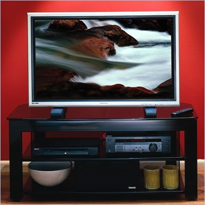 Sanus 35&quot; Black Steel TV Stand