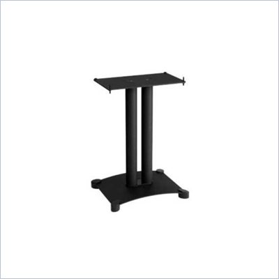 Sanus SFC22 Steel Foundations Steel Base Center in Black