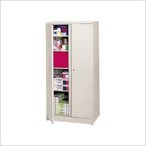 HON Easy-To-Assemble Storage Cabinet