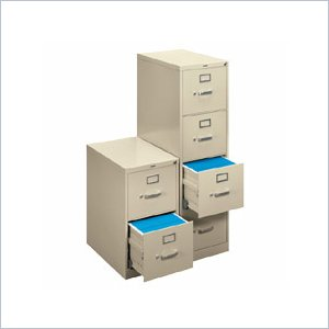 HON 410 Series H412PL Vertical File