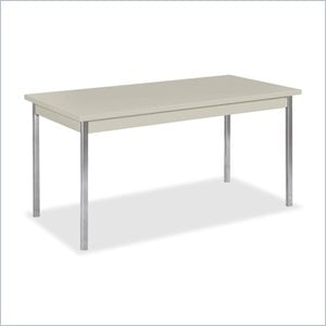 HON High-pressure Laminate Utility Table