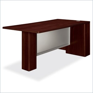 HON Attune Laminate Series Right Peninsula