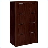 HON Attune Laminate Series Lateral File