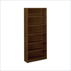 HON 1870 Series Bookcase With Square Edge