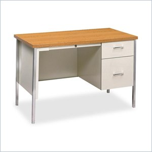 HON 34000 Series Single Right Pedestal Desk