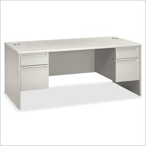 HON 38000 Series 38170 Pedestal Desk