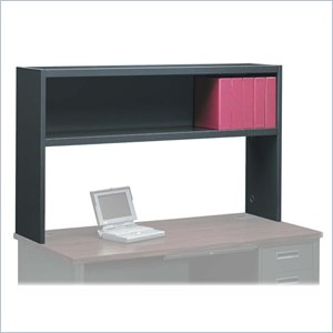 HON 38000 Series Stack-On Open Shelf Storage Hutch