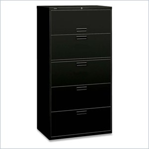 HON 500 Series 585L Lateral File Cabinet