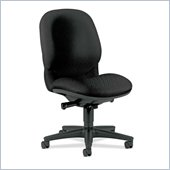 HON Sensible Seating 6000 Series Armless High Back Executive Chair