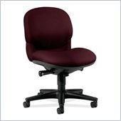 HON Sensible Seating 6000 Series Mid Back Armless Management Chair
