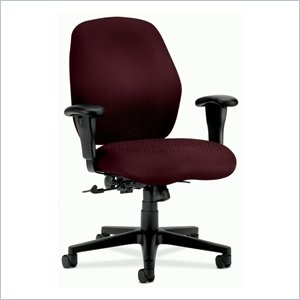 HON 7800 Series Mid Back Management Chair